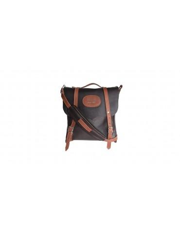 Traveltasche aus Vintage-Leder